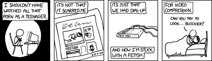 XKCD comic No. 598